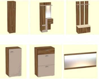 Модули: Шкафы-купе Фасады МДФ с зеркалом